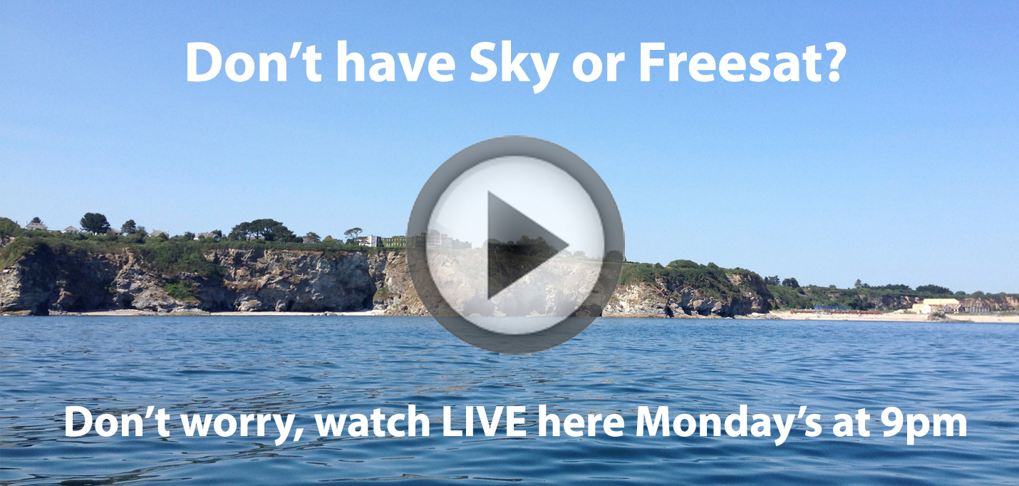 LIVE Sky Feed - Cornwall Channel
