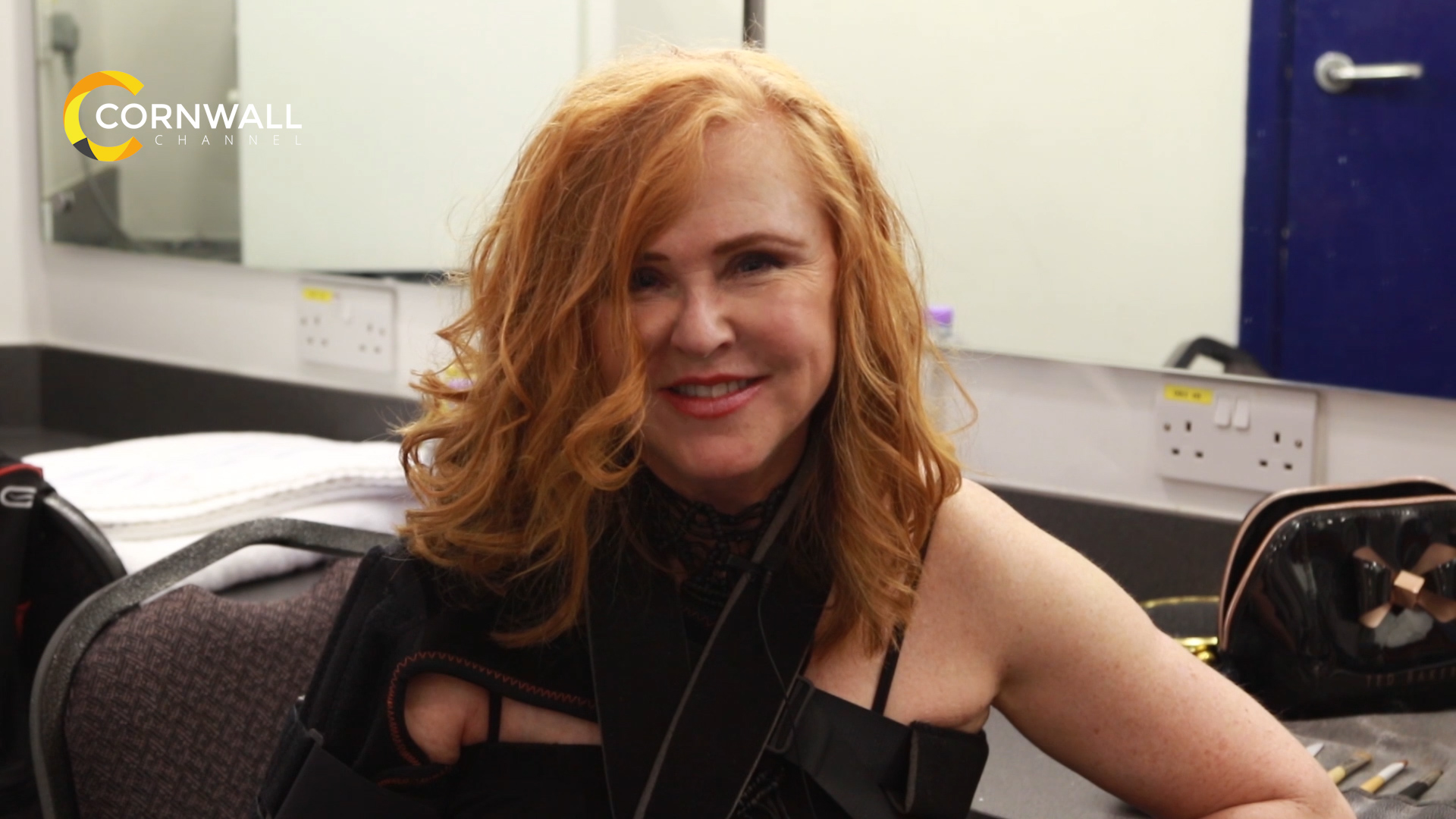 Carol Decker T Pau Interview Cornwall Channel